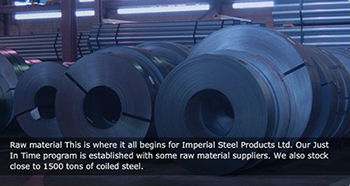 Imperial Steel Manufacturing Process