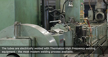 Thermatool high frequency welding equipment