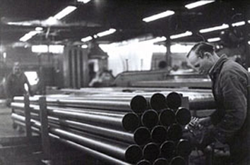 Imperial Steel began in Morris Manitoba in 1932