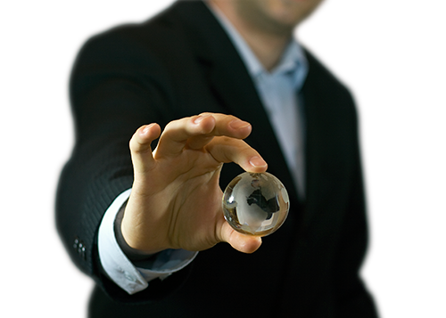crystal-ball-globe-business-man
